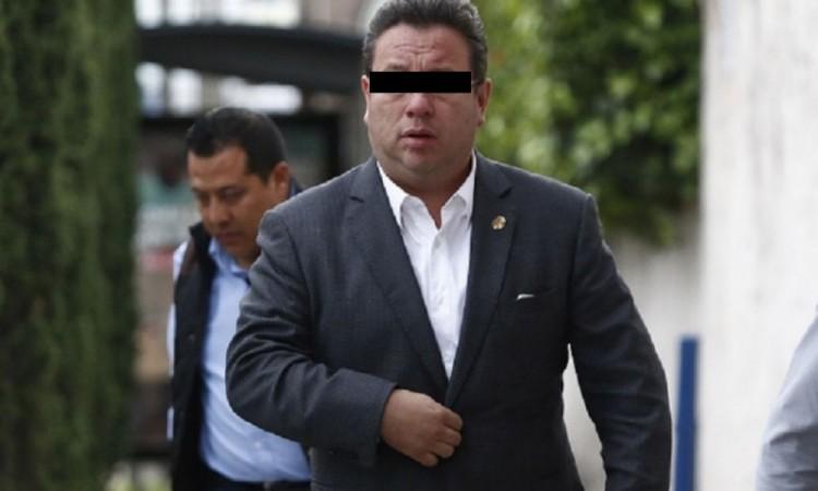 Aíslan a Eukid Castañón en penal de San Miguel por posible contagio de COVID-19