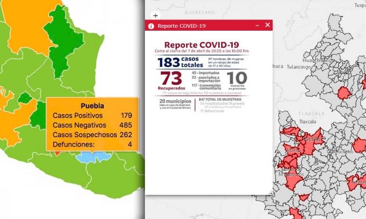 Desestima gobierno local datos de Gatell sobre Coronavirus