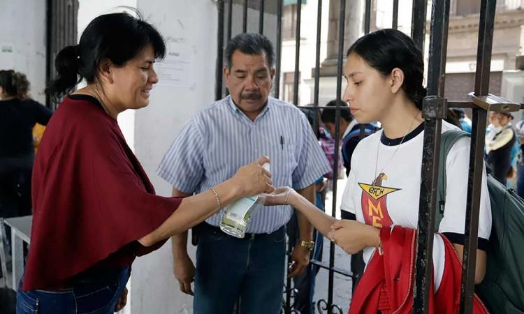 Alistan decreto para el pago de colegiaturas en Puebla