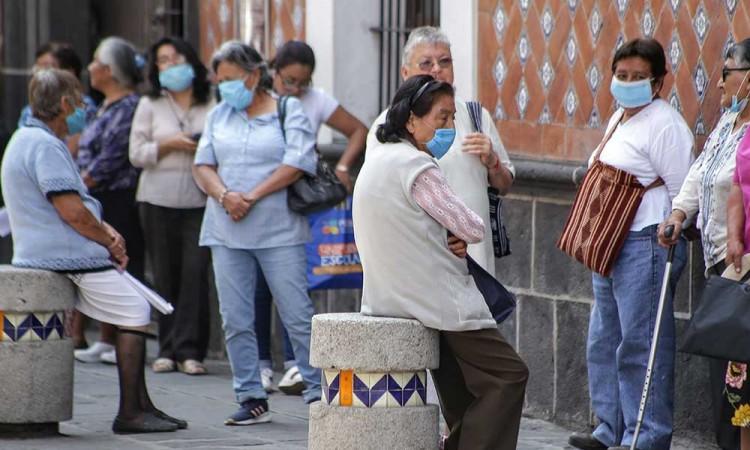 Puebla reporta 23 muertos y 209 contagios por COVID-19