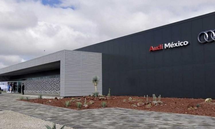 Audi extenderá paro de actividades