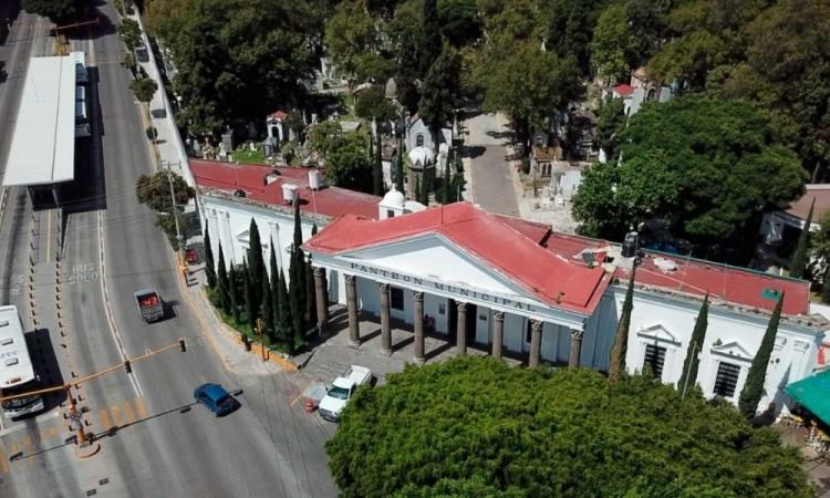 Panteón Municipal, sin visitas hasta nuevo aviso por Covid-19