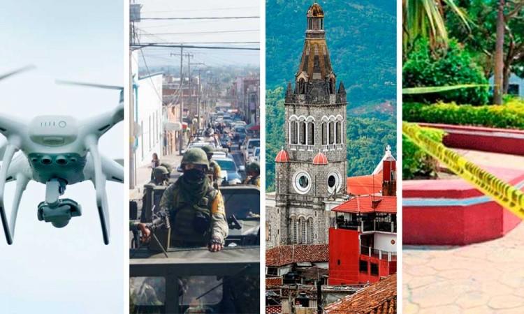 Así se han blindado municipios durante la pandemia