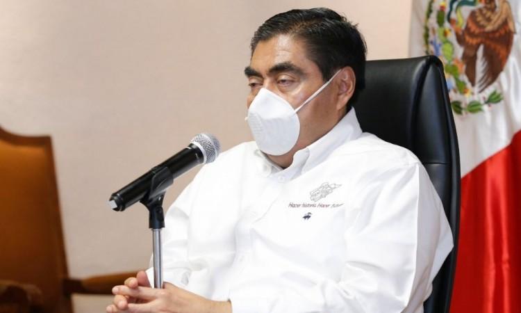 Puebla no recibe insumos para combatir coronavirus: Barbosa