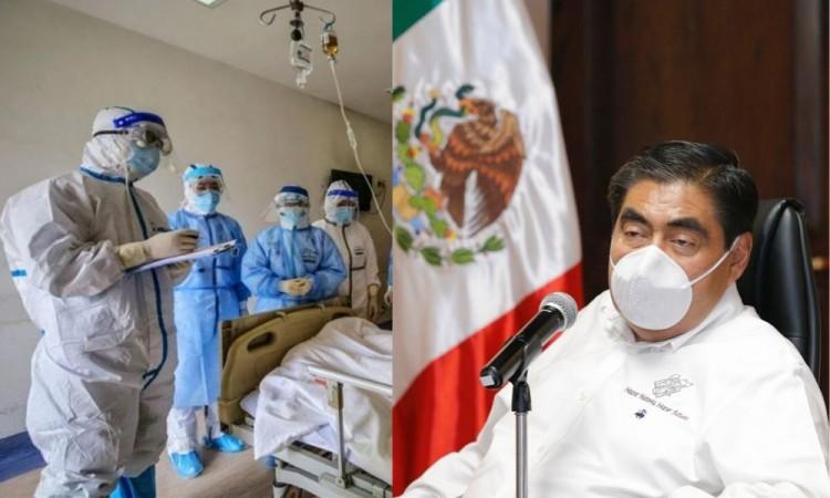 Barbosa pide a homólogo de Jalisco no sacar raja política del Covid-19
