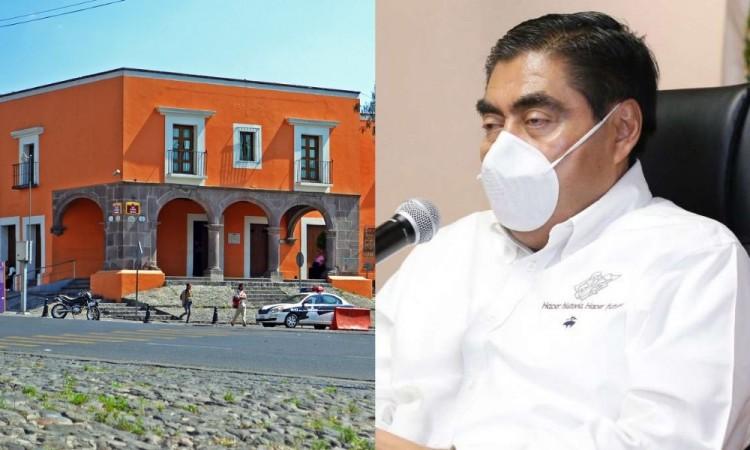 Insensatez que Comuna pida inmuebles al estado: Barbosa