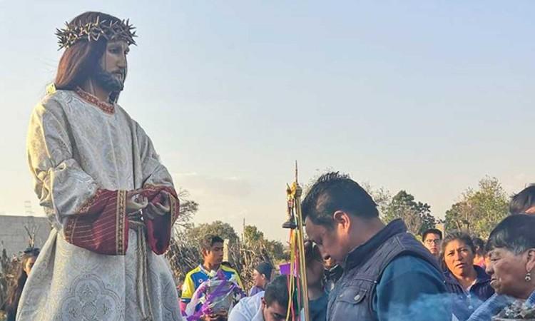 Confirman caso de Coronavirus en parroquia de Xonacatepec