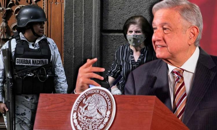 Gobierno de AMLO deja sin recursos de seguridad a Puebla