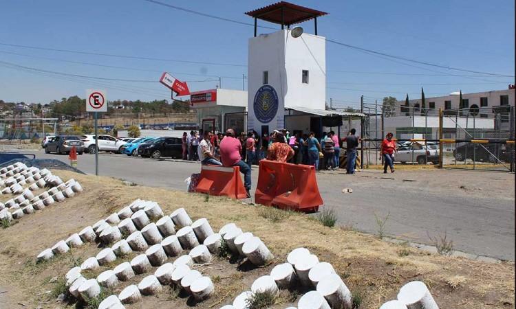 Analiza liberar a presos en riesgo de coronavirus en Puebla