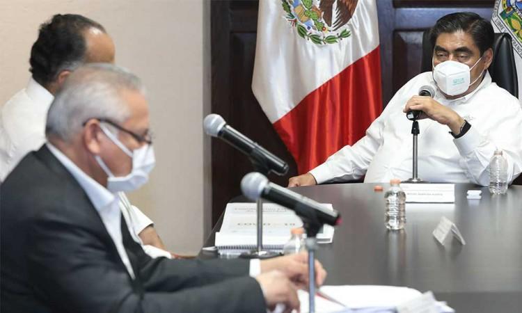 Disminuye el crimen en Puebla capital, asegura Barbosa