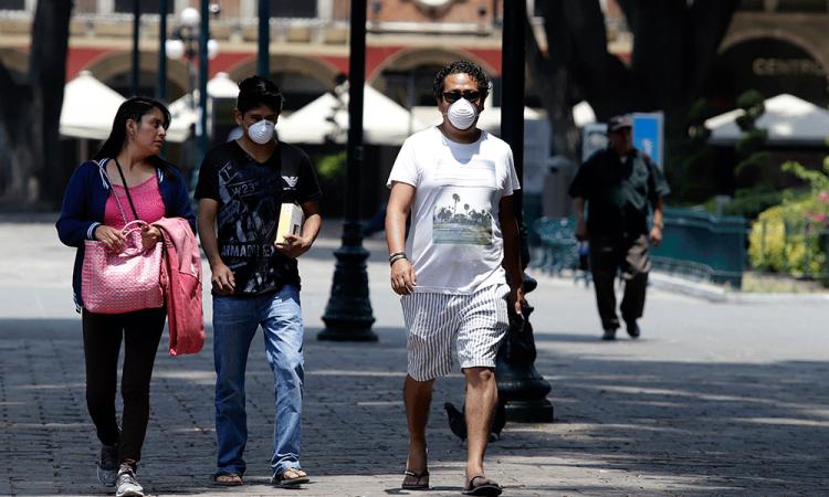 Mayo inicia con 141 defunciones y 676 contagios de Covid-19 en Puebla