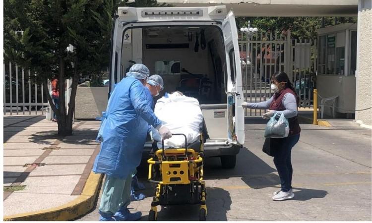 Mujer de 75 años vence al Covid-19 en el hospital San José