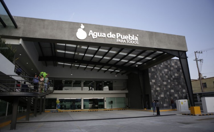 Agua de Puebla absorberá el costo del servicio de mayo a julio