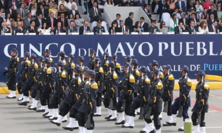 Pandemia del Covid tira 5 de Mayo en Puebla