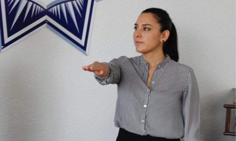 Karina Sauceda, primera mujer en dirigir Policía Estatal de Vialidad