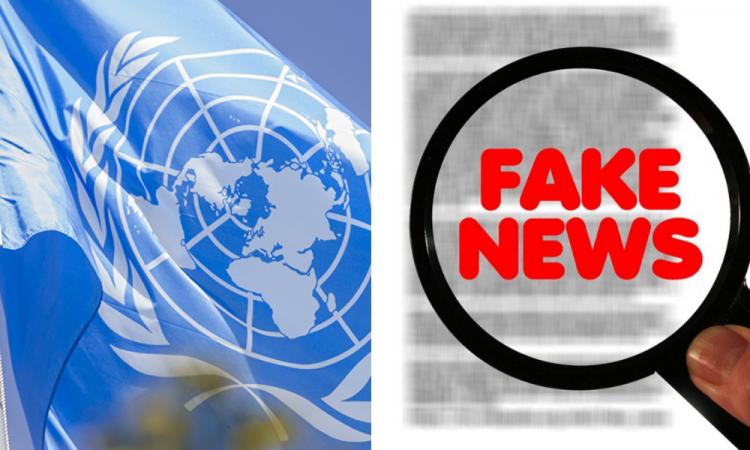 Rechaza ONU iniciativa para castigar fake news en Puebla