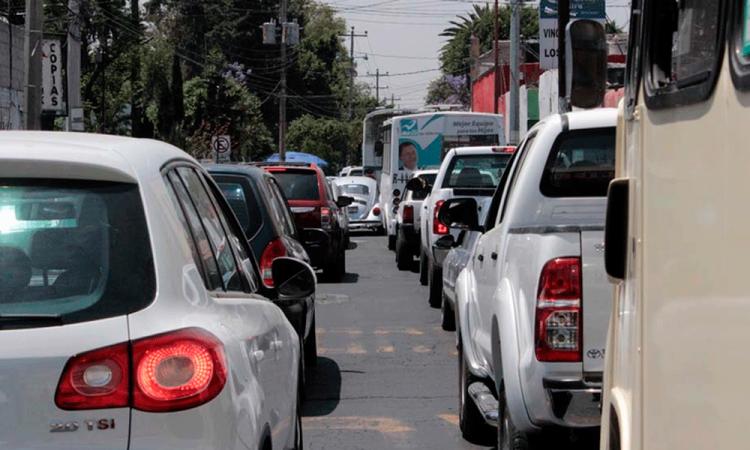 Hoy No Circula inicia el 11 de mayo en Puebla