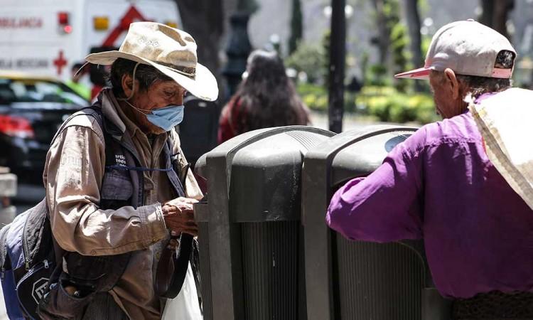 Alertan por curva de contagios; Puebla alcanza récord de Covid