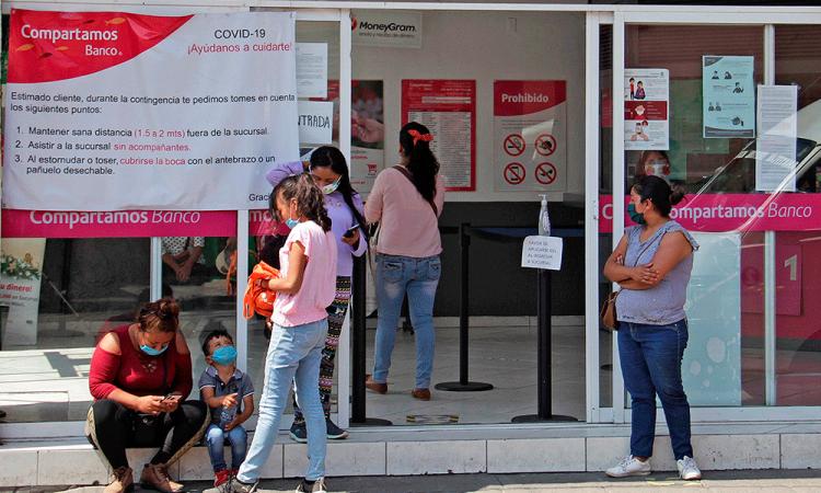 Las remesas mantienen vivos a los pueblos mexicanos como Tepeojuma pese al coronavirus