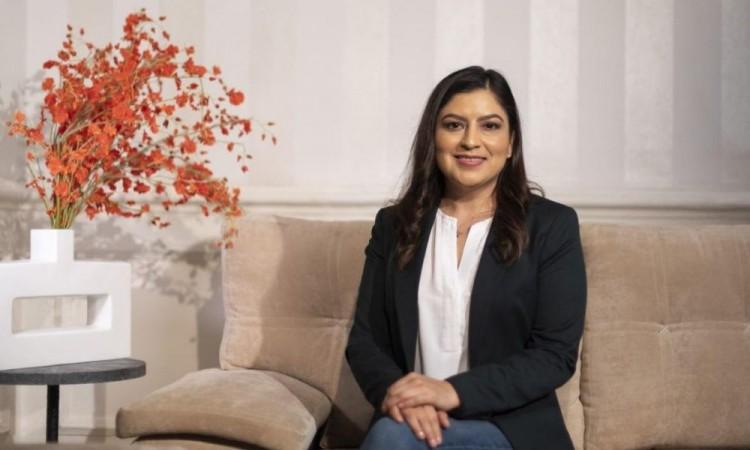 Claudia Rivera felicita a las madres en su día; pide acabar con la violencia
