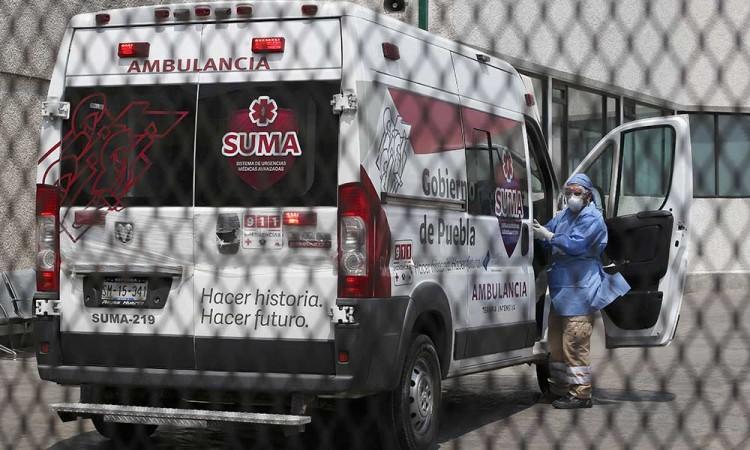 En Puebla han muerto 4 trabajadores de la Salud por Covid-19