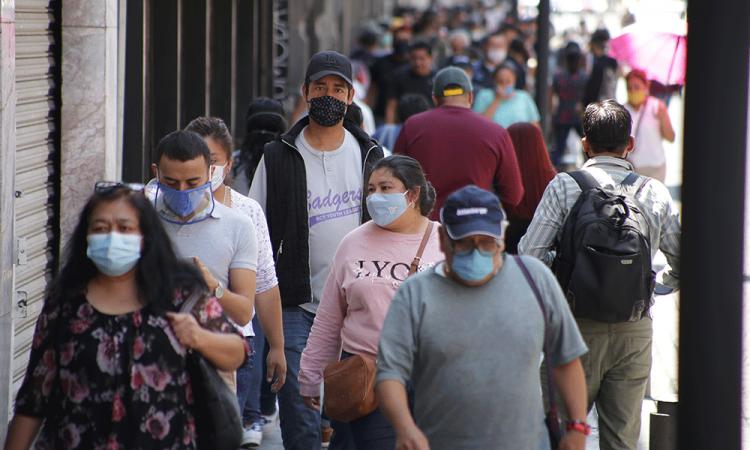 Rebasa Puebla los mil contagios de Covid-19 y van 226 fallecidos