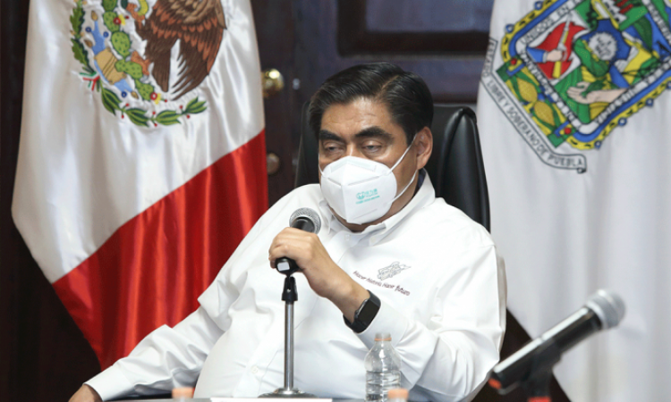 Descartan en Puebla fin de confinamiento en junio