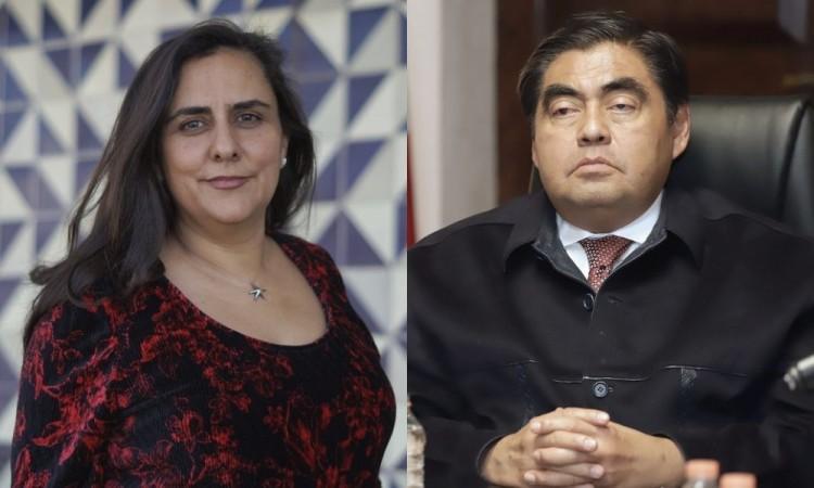 En contingencia sanitaria, remueven a Karla Berlanga del Issstep