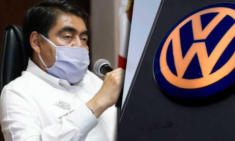 Gobierno de Puebla rechaza reanudar industria automotriz el 18 de mayo