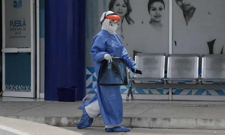 Puebla suma 1,180 contagios y 256 muertes de Covid-19