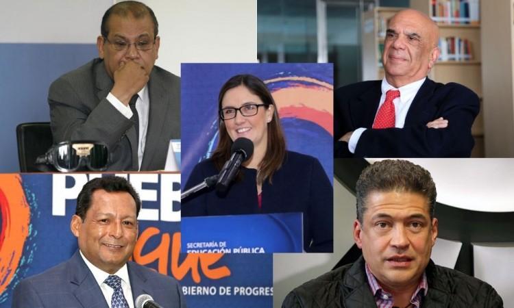En la mira, SEP de Moreno Valle y Gali Fayad