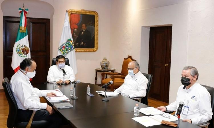 Van mil 287 casos de Covid-19 en Puebla