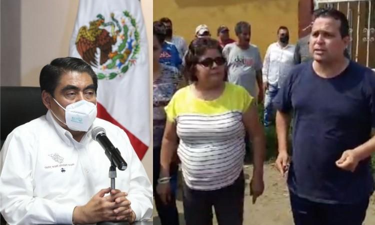 Los Valencia implantan régimen de terror y miedo: Barbosa