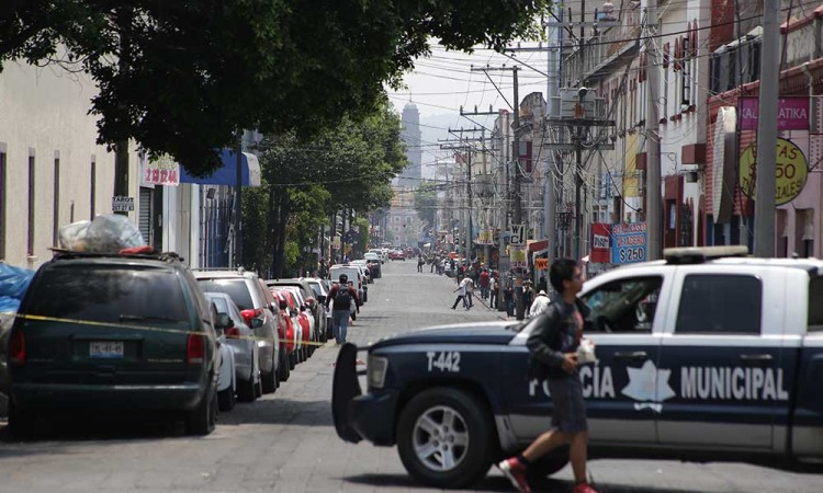 Hoy No Circula logra reducir la movilidad de Puebla