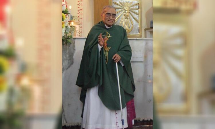 Muere el sacerdote más longevo de Puebla