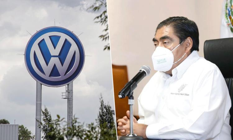 Se niega Barbosa a negociar posible retorno de VW