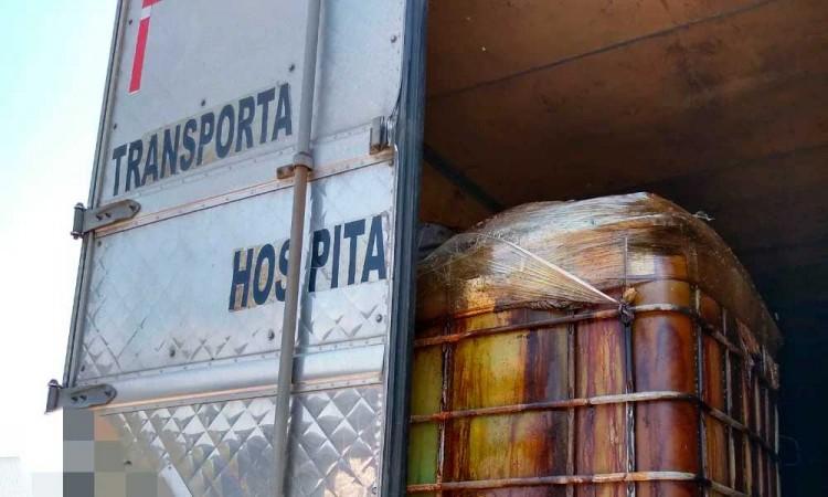 Fiscalía General investiga bodega clandestina de residuos tóxicos