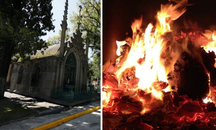 Servicios de cremación por Covid-19 alcanzan 12 mil 159 pesos