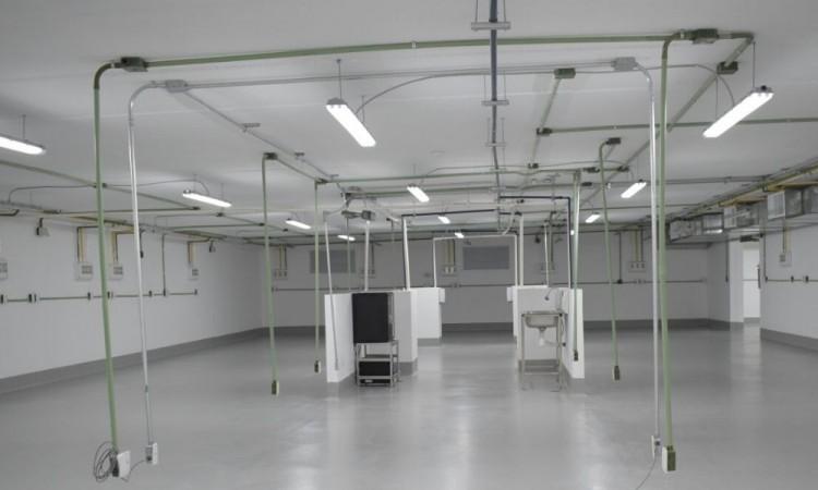 IMSS finaliza instalación de Módulo de Atención Médica