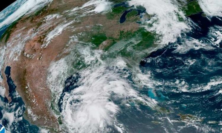 Genera tormenta Cristóbal humedad y precipitaciones en Puebla