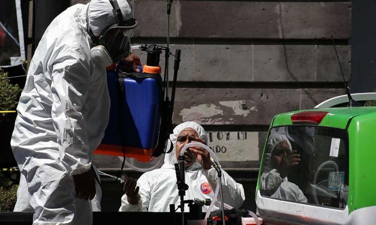 Reportan brote de contagios en dependencias de gobierno