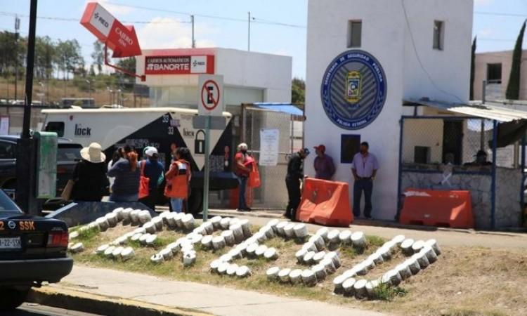 Van 99 reclusos en Puebla infectados de Coronavirus