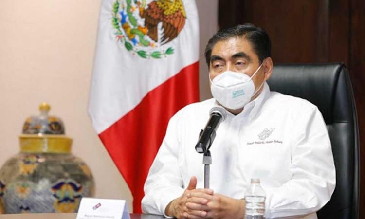 Acusa Miguel Barbosa existencia de BOA en Puebla