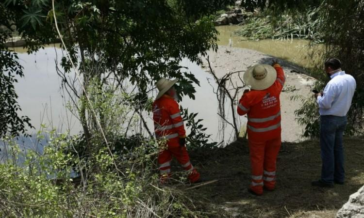Continúa prevención ante temporada de lluvias en Puebla