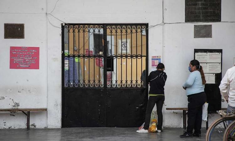 Gastan 5 mdp en sanitizar cárceles; hay 104 reos contagiados