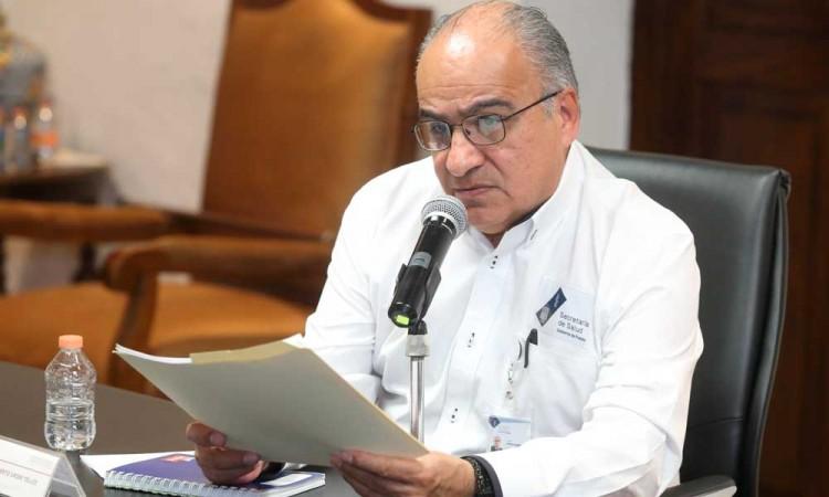 Relevan a Uribe de Salud; llega Martínez García