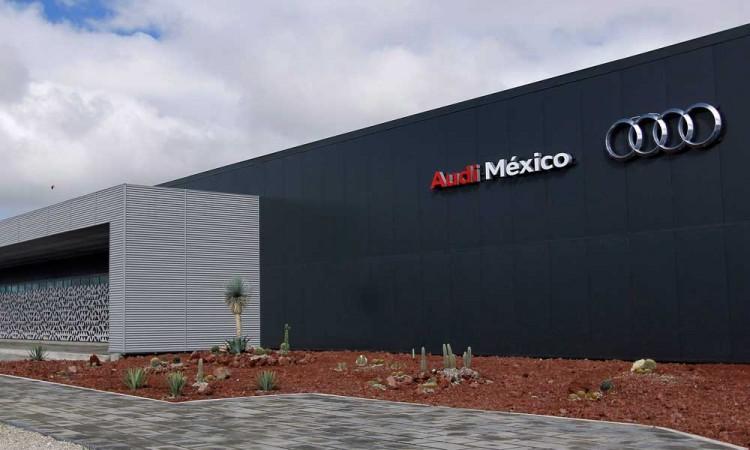 Audi desafía decreto: reanudará el 15 de junio