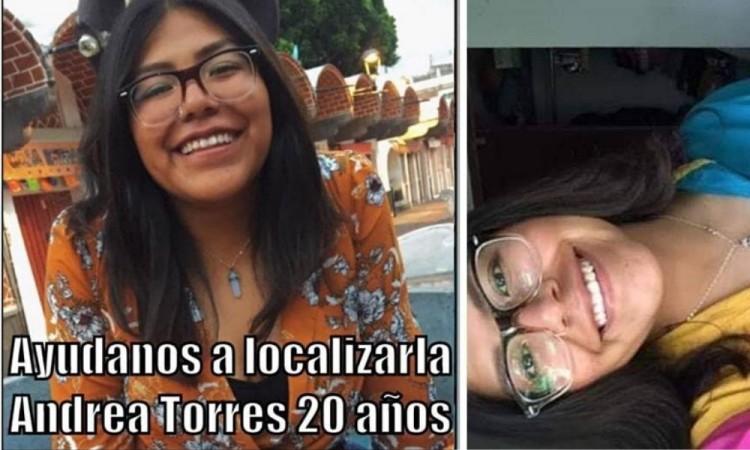 Desaparece Andrea Herrera, estudiante de la BUAP