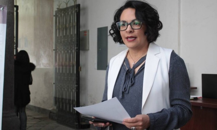 Remueven a Catalina Oropeza de la Secretaría de Igualdad en Puebla