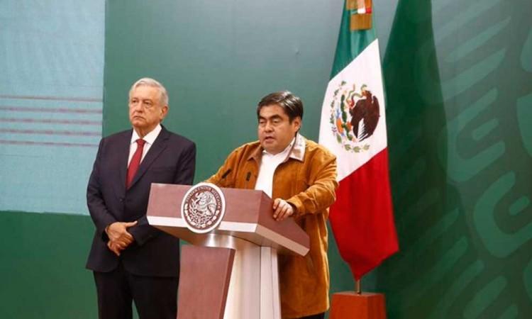 En Puebla ya no hay crímenes cruentos, asegura Barbosa